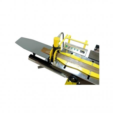 21022 Линия полуавтоматическая ЛПА-6РШ для резки шины в комплекте с шинорезом и маслостанцией SHTOK 3
