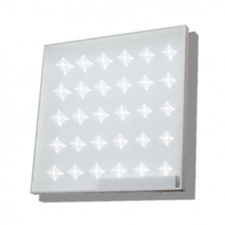 Светодиодный светильник ССВ-28/3100/А40 (Универсал 6х6)