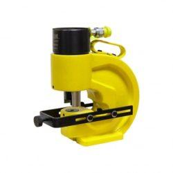02017 Шинный перфоратор с автоматическим прижимом шины и параллельным упором ШП-110АП+
