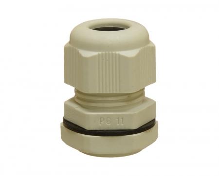 Ввод кабельный (сальник) Ø 4-8,  IP54 PG09 ПЕРЕДОВИК  33012 1