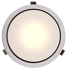 Светодиодный светильник ДВО 03-22-50Д Downlight