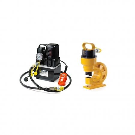 02210 Комплект для перфорации токоведущей шины СНГ + ШП-95+